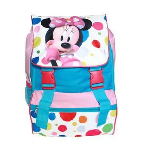 CARTABLE Cartable maternelle Minnie 41 cm