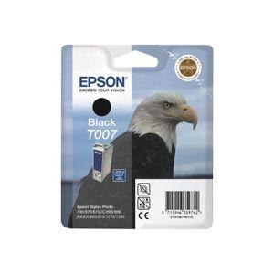 CARTOUCHE IMPRIMANTE EPSON Pack de 1 Cartouche T007 - Noir - Standard 1