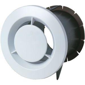 VMC - ACCESSOIRES VMC Bouche extraction DMO - Sanitaire - Diam. 80 mm
