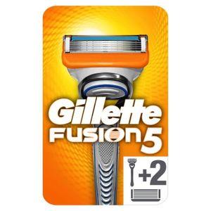 RASOIR MÉCANIQUE GILLETTE Rasoir Fusion5 + 1 Lame