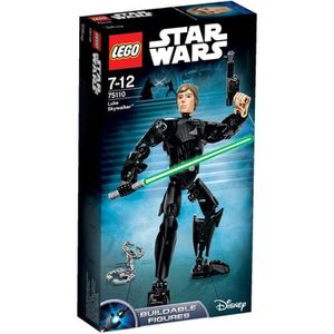 ASSEMBLAGE CONSTRUCTION LEGO® Star Wars 75110 Figurine Luke Skywalker™