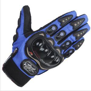 GANTS - SOUS-GANTS  Plein air gants de moto gants de doigts pleins de