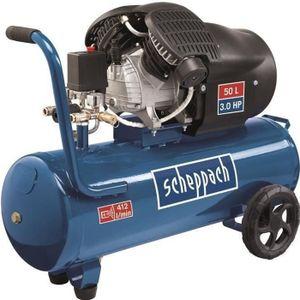 COMPRESSEUR SCHEPPACH 5906102901 Compresseur horizontal bicyli