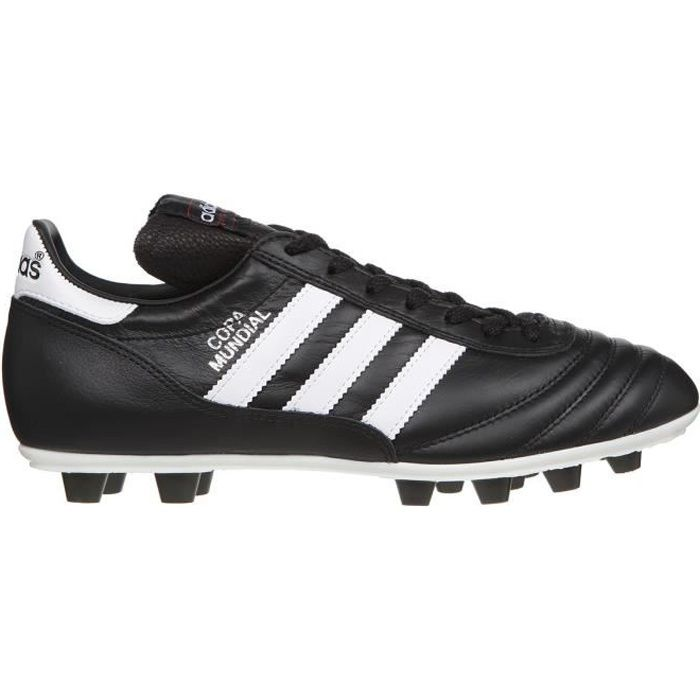 ADIDAS PERFORMANCE Chaussures de Football Copa Mundial - Homme - Blanc/Noir