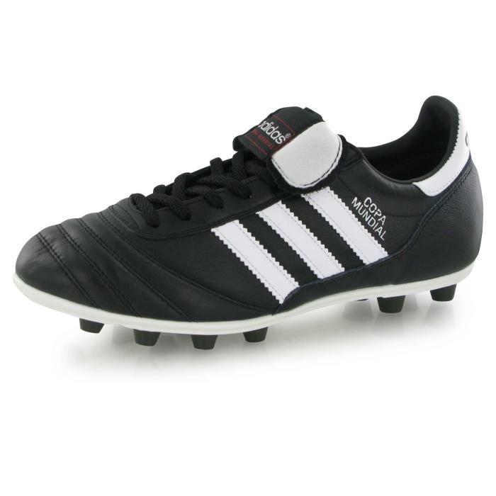 ADIDAS Chaussures de Football Copa Mundial - Homme - Crampons moulés - Noir