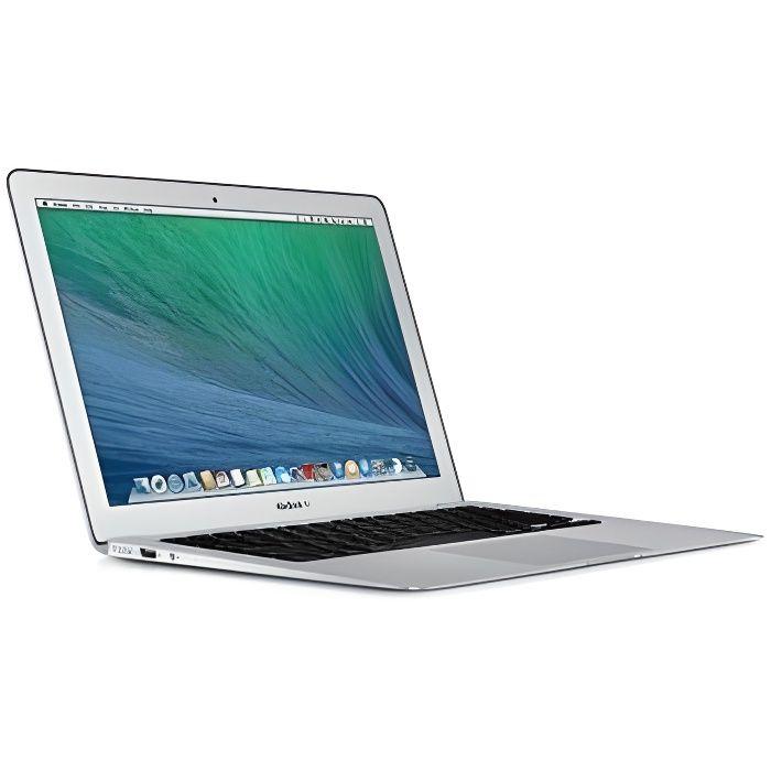 Apple Macbook Air 11,6 pouces 1,3GHz Intel Core i5 4Go 128 SSD