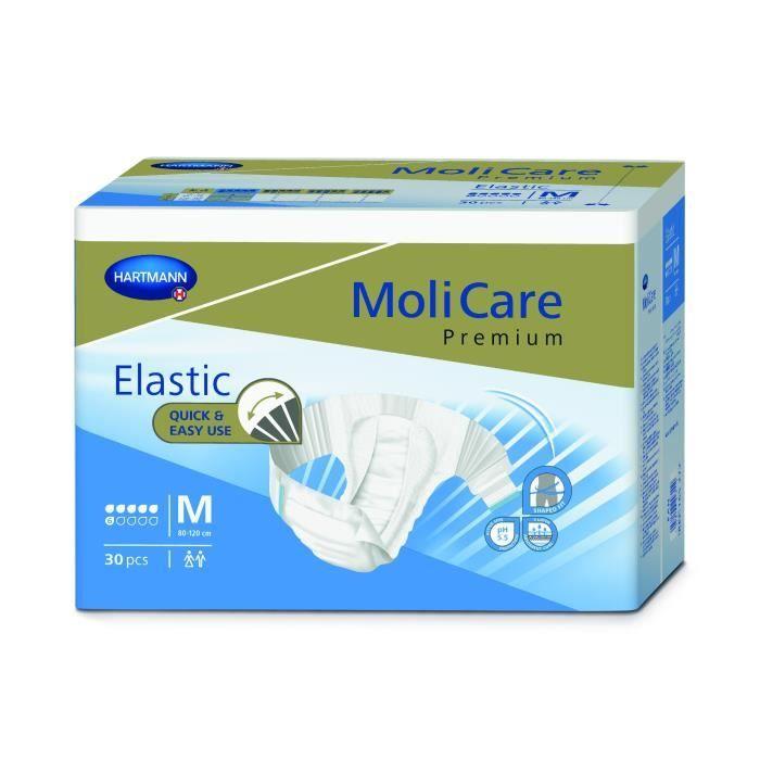 MoliCare Premium Elastic M - 6 gouttes
