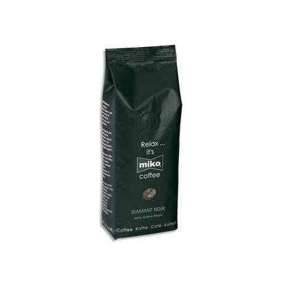 MIKO Paquet de 1Kg café moulu DIAMANT 100% arabica.