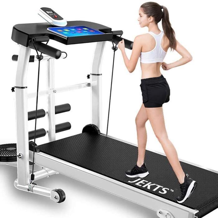 TAPIS DE COURSE YUMO Tapis de Course Professionnel Tapis Roulant, Tapis de Course M&eacutenage, Fitness Perte de Poids Exerci3