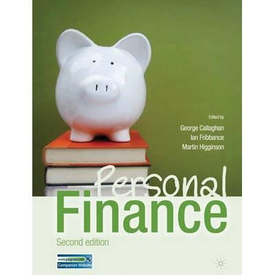 Personal Finance - George Callaghan
