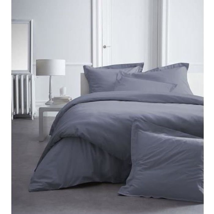 TODAY PREMIUM Drap housse Percale 160 CANON FUSIL