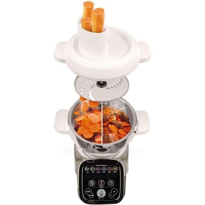 MOULINEX Découpe Légumes - Robot Cuiseur Companion - XF383110