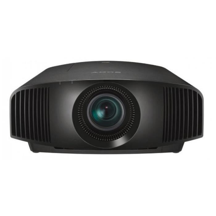 sony 4k home cinema projector 1500 lumen blk