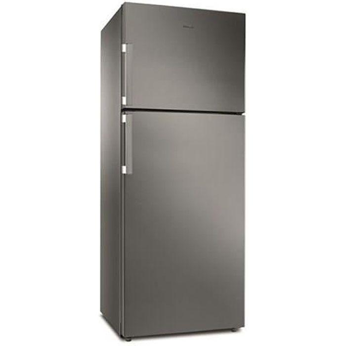 Réfrigérateur 2 portes WHIRLPOOL WT70I832X