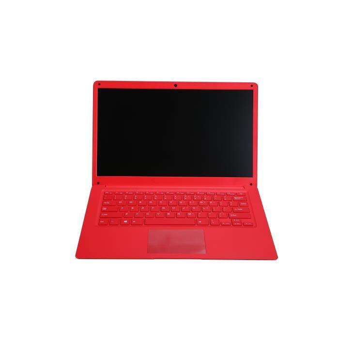 ORDINATEUR PORTABLE 14 Pouces Ordinateur Portable PC 6Go + 128Go Win10