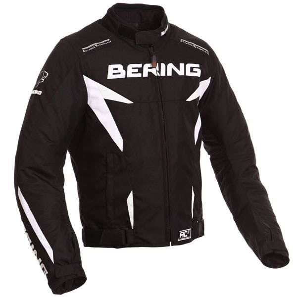 bering blouson textile moto fizio 100 tanche achat vente blouson veste bering blouson. Black Bedroom Furniture Sets. Home Design Ideas