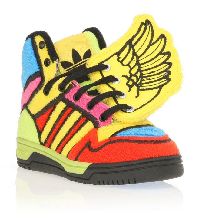 Basket Jeremy Scott Bebe