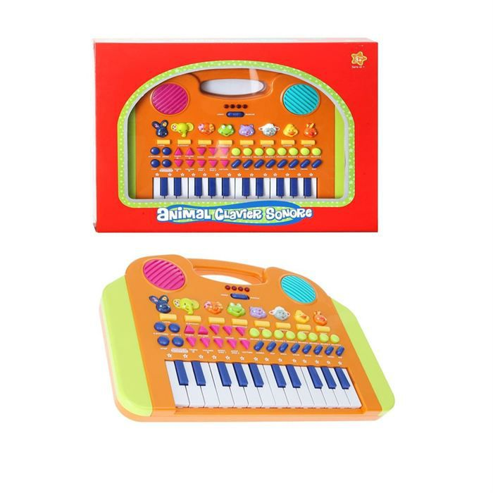 INSTRUMENT DE MUSIQUE Piano Tilapin Magic Starz