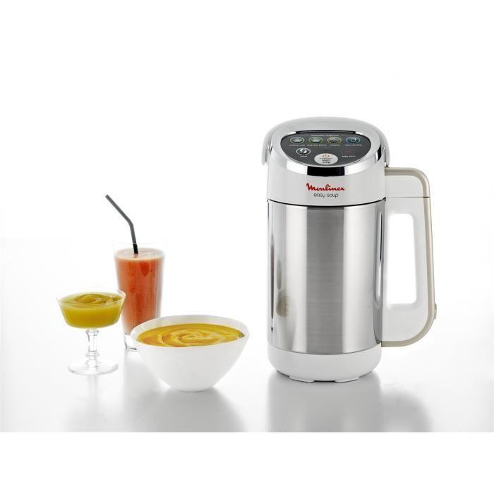 BLENDER MOULINEX Blender chauffant Easy Soup - LM841110 -