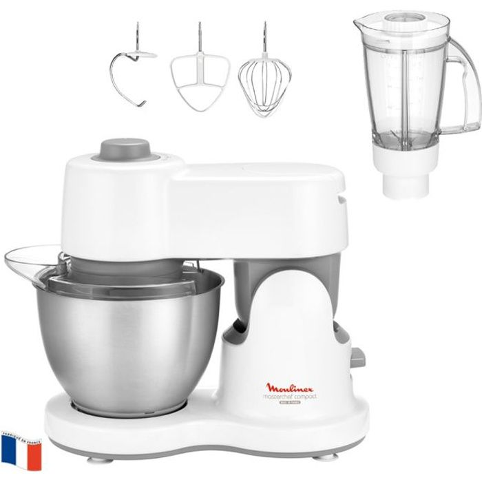 moulinex masterchef compact qa201110 achat vente robot de cuisine cdiscount. Black Bedroom Furniture Sets. Home Design Ideas