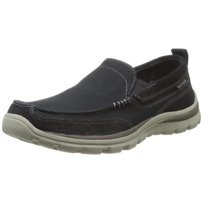 Skechers Le mâle supérieur Milford slip-on loafer YLZXR 40 1-2 4xD60
