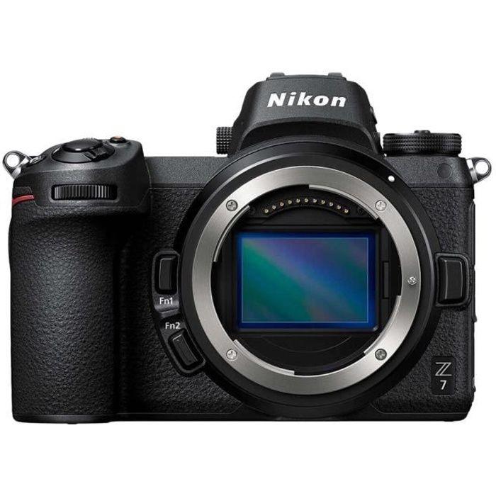 APPAREIL PHOTO HYBRIDE Nikon Z7 Appareil photo numérique sans miroir 45.7