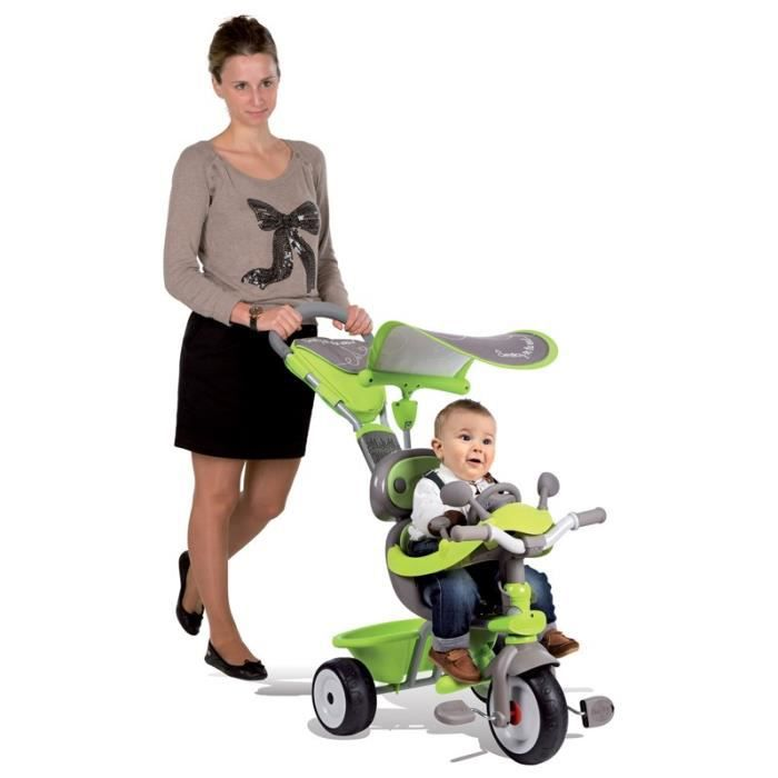 smoby tricycle baby driver confort paris achat vente. Black Bedroom Furniture Sets. Home Design Ideas