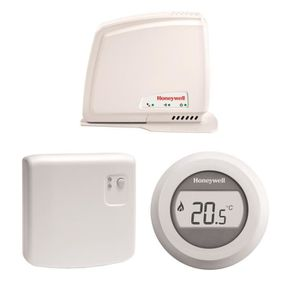 thermostat sans fil honeywell achat vente thermostat. Black Bedroom Furniture Sets. Home Design Ideas