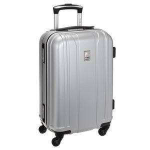 VALISE - BAGAGE VISA DELSEY Valise Cabine Low Cost Rigide ABS 4 Ro