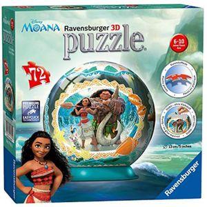 CASSE-TÊTE Casse-Tete TOMTW disney moana, 72pc 3d puzzle