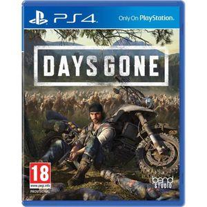 JEU PS4 Jeu Playstation 4 - Days Gone