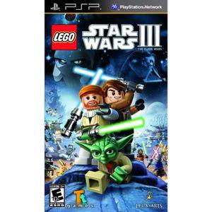 ASSEMBLAGE CONSTRUCTION Jeu D'Assemblage D9SPL LEGO Star Wars III The Clon