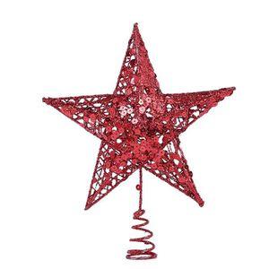 8 rouge incassable Renne Sapin De Noël Suspendu Décorations de Noël
