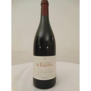 VIN ROUGE faugères château la liquière vieilles vignes rouge