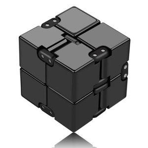 HAND SPINNER - ANTI-STRESS Jouet de Décompression de Cube infini, Cube Infini