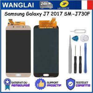 ECRAN DE TÉLÉPHONE Gold Ecran LCD complet vitre tactile pour Samsung