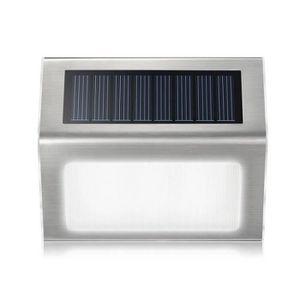 BALISE - BORNE SOLAIRE  Énergie solaire 2 LEDs lumières économiseuses d'én