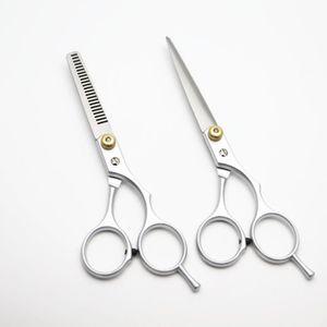 CISEAUX - EFFILEUR 2 X coupe de cheveux professionnel Ciseaux à effil