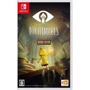 JEU NINTENDO SWITCH Bandai Namco Little Nightmares Deluxe Edition NINT