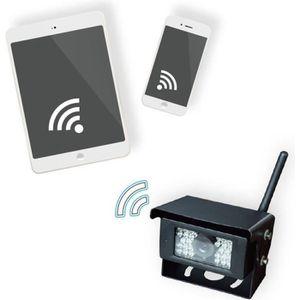 RADAR DE RECUL BEEPER H3WIFI Caméra de recul camping-car sans fil