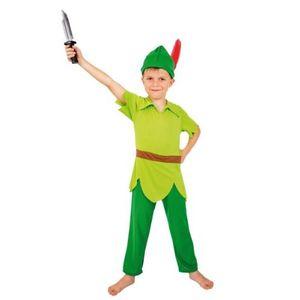 DÉGUISEMENT - PANOPLIE CESAR - F038 - Déguisement Peter Pan - 3 / 5 ans