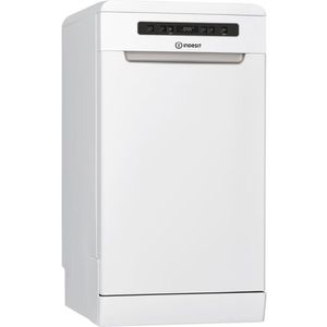 LAVE-VAISSELLE Indesit DSFO 3T224, Freestanding, White, Slimline