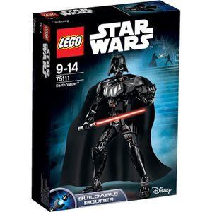 ASSEMBLAGE CONSTRUCTION LEGO® Star Wars 75111 Figurine Dark Vador™
