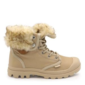Bottines TIMBERLAND Courmayeur Valley velours Femme-36-Taupe Beige ... 57911caa912f