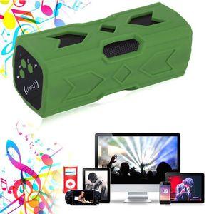 ENCEINTE NOMADE Haut-Parleur Stéréo Bluetooth Portable NFC Enceint