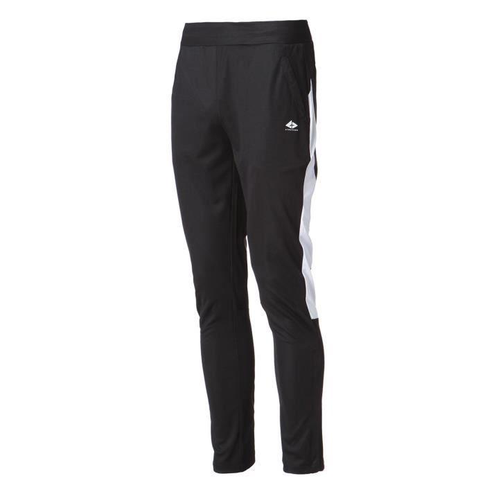 ATHLI-TECH Pantalon de Football - Adulte - Noir