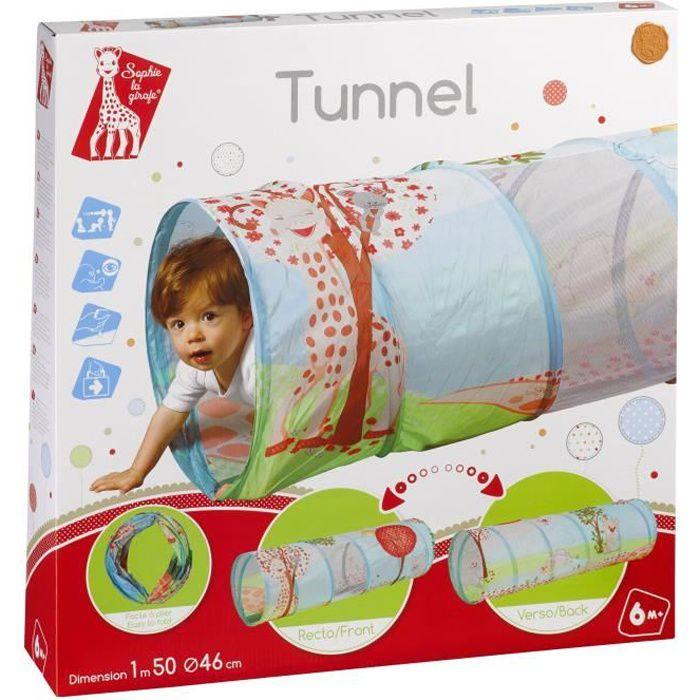 SOPHIE LA GIRAFE Tunnel