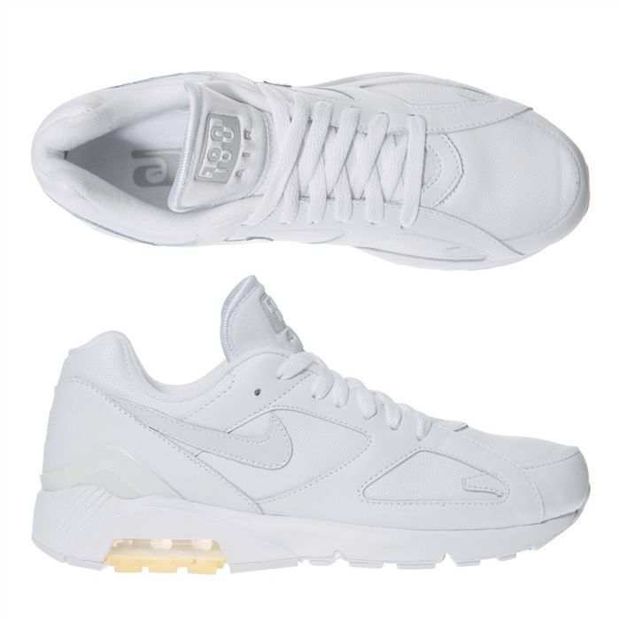 new list shades of best authentic NIKE Air Max 180 Homme blanc - Achat / Vente basket - Cdiscount