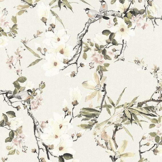 AS Creation papier peint, fond d'écran récolte Michalsky Dream Again 364982 papier peint floral aspects: 10050 x 530 mm