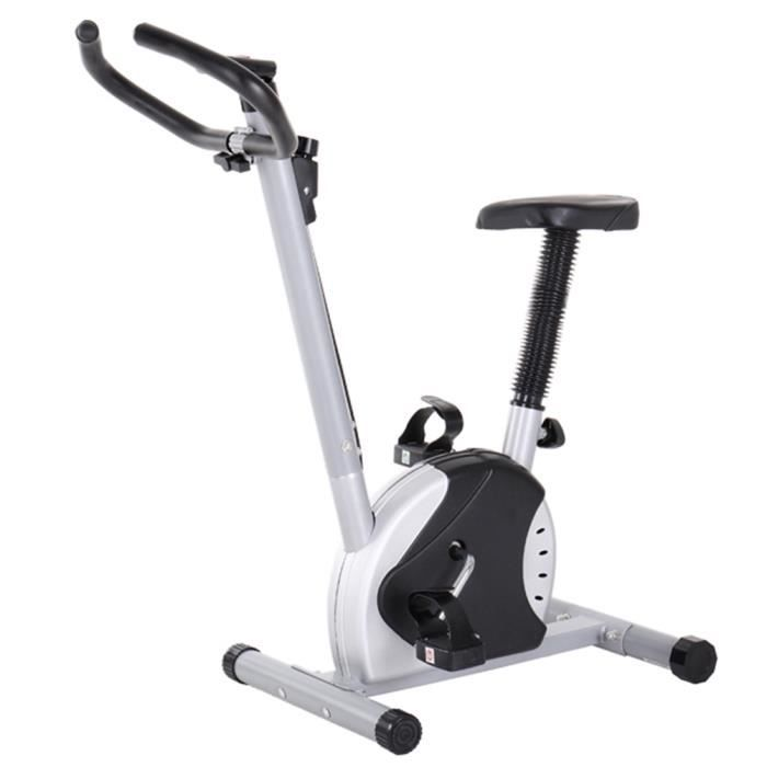Vélo d'appartement stationnaire exercice vélo vélo Fitness spinning vélo droit